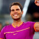 SEMAINE 18 : Nadal Intouchable sur la terre battue de Madrid