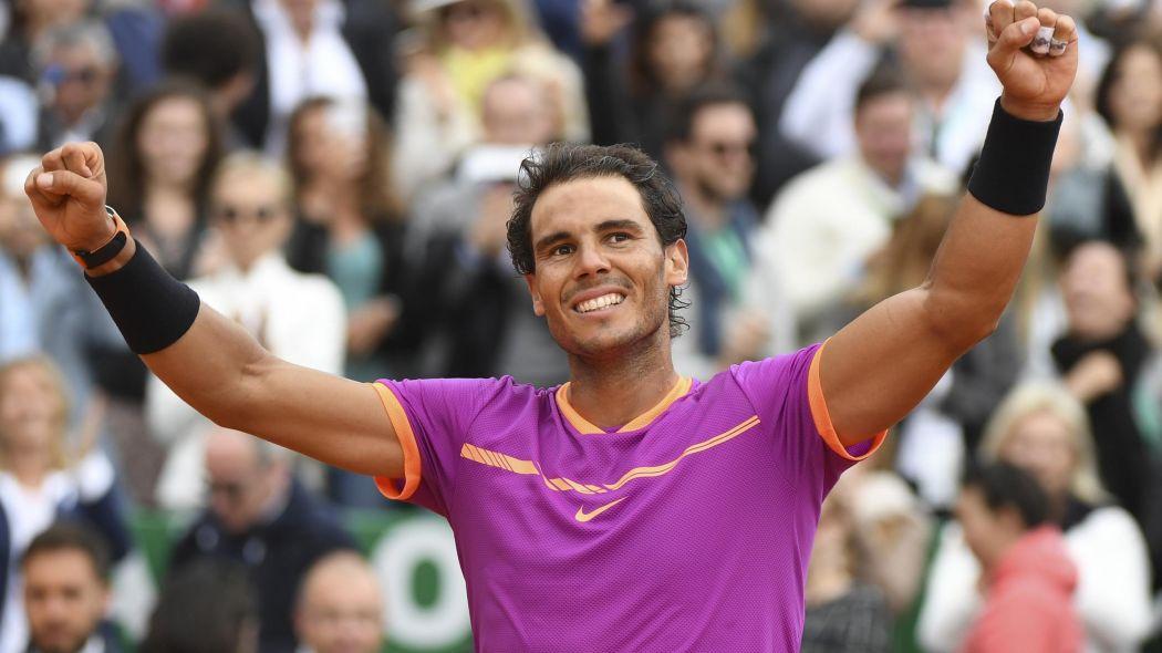 SEMAINE 16 : Et de 10 pour Nadal ! L'année de la Décima est lancée !