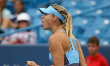 Maria Sharapova, Victoria Azarenka  reçoivent des wild cards pour jouer Cincinnati 2017