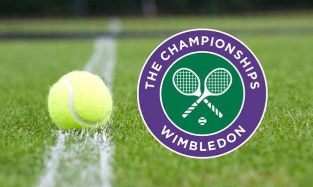 Finale Wimbledon 2017 Roger Federer VS Marin Cilic