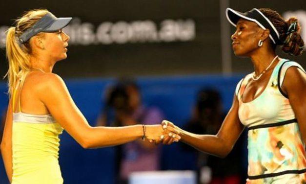Maria Sharapova s'inspire de Venus Williams