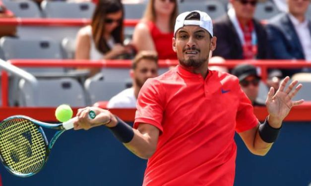 ATP Cincinnati: Kyrgios bat Goffin, Del Potro sort Berdych