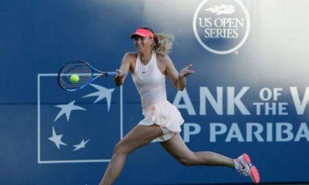 Maria Sharapova se retire de la Coupe Rogers!