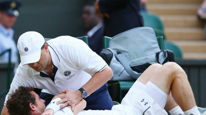 Leif Shiras: Je suis inquiet pour Andy Murray