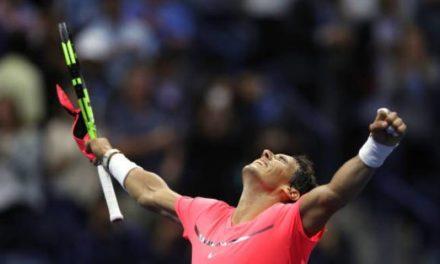 """Rafael Nadal: """"Si vous laissez Del Potro frapper un coup droit, vous sont mortes'"""