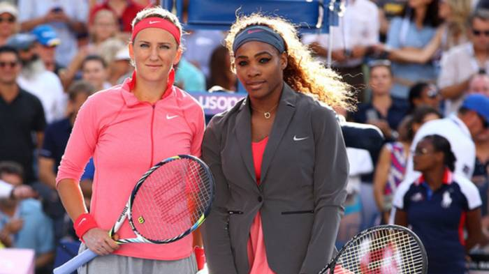 Azarenka, Muguruza félicitent Serena Williams pour un nouveau bébé  fille