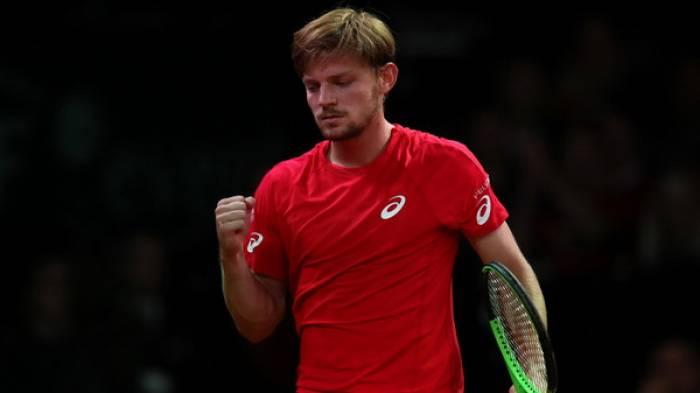 ATP Metz: Copil déthérone Pouille.  Victoires pour Goffin, Paire  et Zverev
