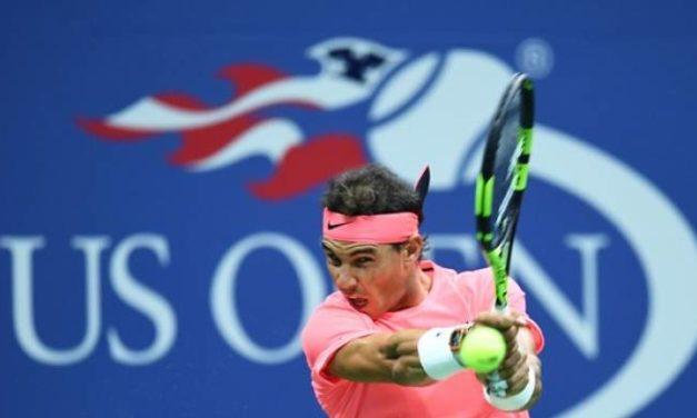 US Open: Nadal impressionnant roule devant Rublev pour atteindre le semis