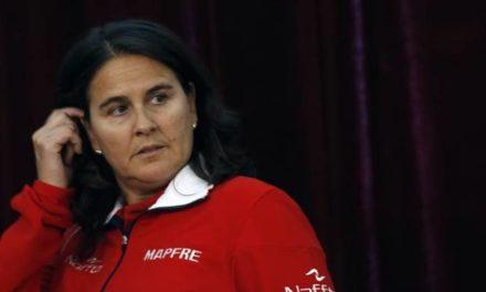 Conchita Martinez dit que la fédération n'a pas consulté FedCup  Joueurs enlevés