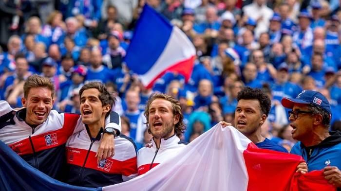 Le tennis donne des chiffres – La France atteint la finale sans faire face  tous les 40 meilleurs joueurs