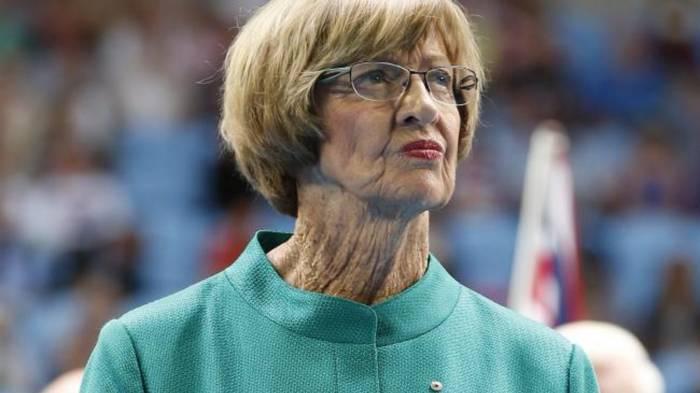 Margaret Court a été licencié par un club de tennis en tant que vice-patron