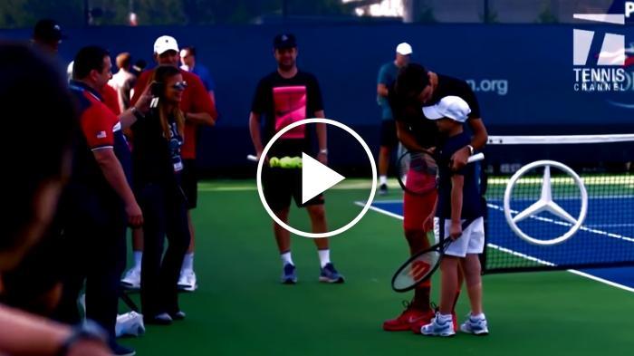 Roger Federer – Les 10 meilleurs moments de sportivité (HD)