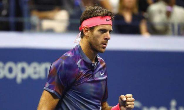 US Open: Del Potro borde Federer pour son meilleur résultat GS en 4 années!