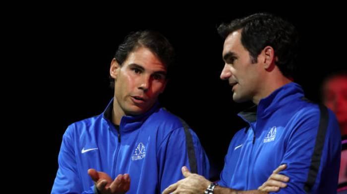 Roger Federer: 'Nadal se leva à 6h30 pour aller  entraine toi'