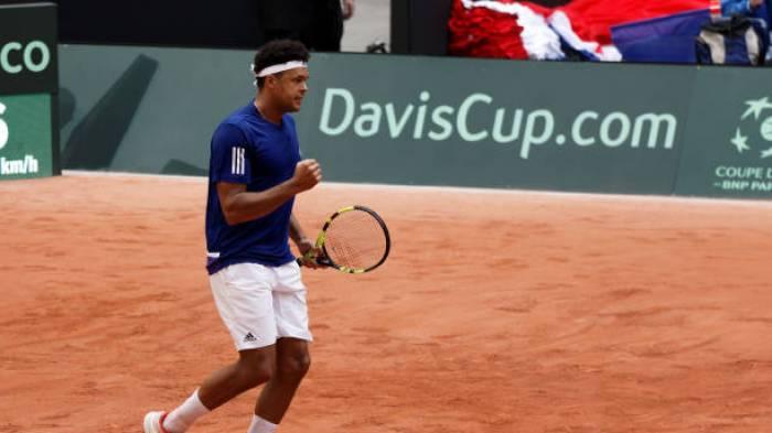 Tsonga: «La Coupe Davis est la priorité, les finales ATP sont absentes  moi'