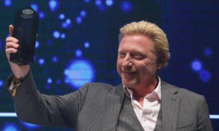 Boris Becker étend le rôle du commentateur pour 2018