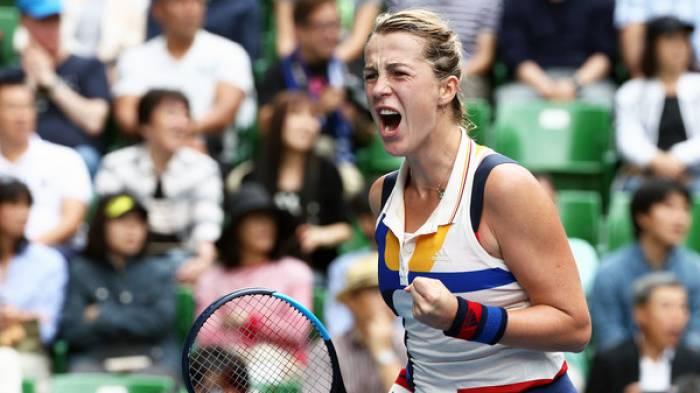 WTA TOKYO – Wozniacki étourdit Muguruza