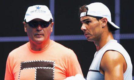 "Toni Nadal: ""Roger Federer semble éternel, mais Rafa battra  ses 19 Slams '"