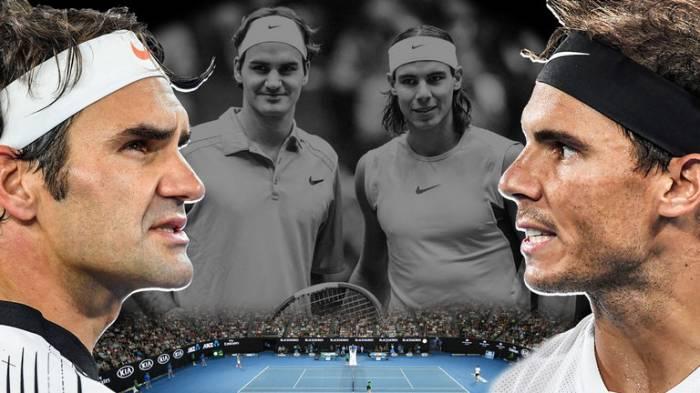 Roger Federer et Rafael Nadal continueront leur  rivalité captivante
