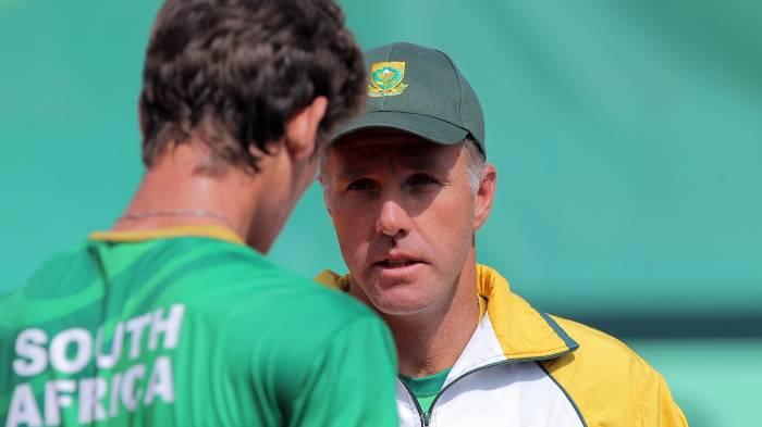 Marcos Ondruska: «La Coupe Davis du groupe I n'est pas facile  un'