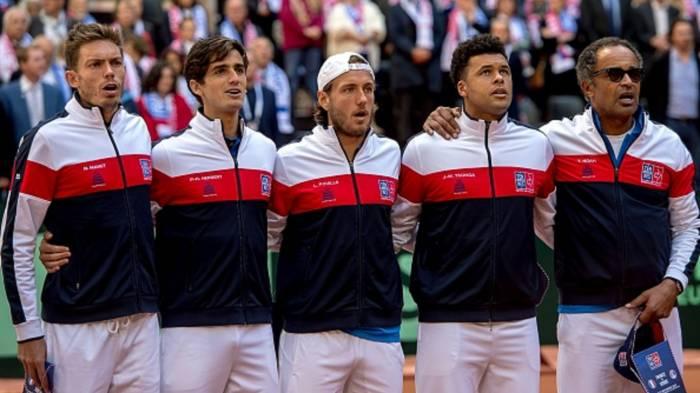 Voici la finale de la Coupe Davis qui se jouera