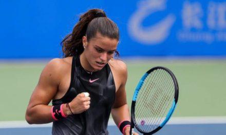 WTA WUHAN – Sakkari choque Wozniacki