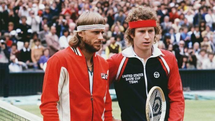 Bjorn Borg vs John McEnroe, la plus grande rivalité  déjà
