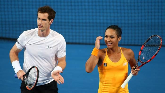 """Andy Murray: """"Les femmes font les mêmes sacrifices que les hommes dans  tennis'"""