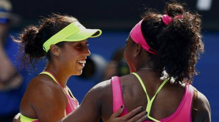 Serena Williams, Madison Keys nommé AUJOURD'HUI Sports  Héros