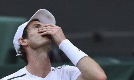 Andy Murray pour la saison!