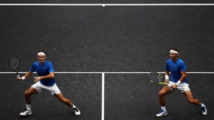 Laver Cup: Federer et Nadal victorieux dans leur premier  double match!