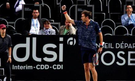 ATP Metz: Gojowczyk dépêche Simon.  Zverev, Laaksonen et Mahut  passer à R2