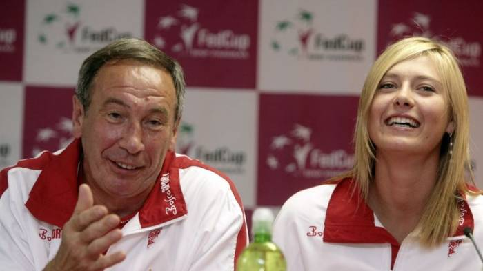 Shamil Tarpischev: 'Sharapova veut jouer à 2020  Jeux olympiques'