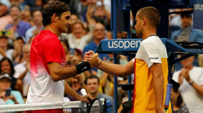 Mikhail Youzhny: «J'espère battre Roger Federer un  journée'