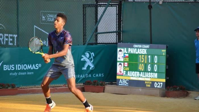 Qui sont les plus jeunes joueurs sur le classement de l'ATP  liste?