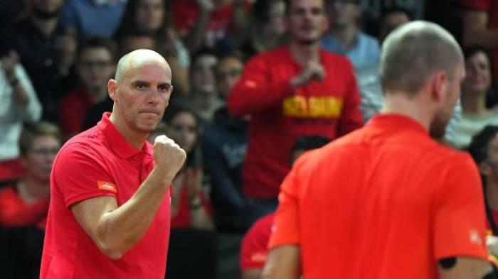 """Johan Van Herck: """"Nous avons donné une bonne réponse à qui nous avons dit que nous étions chanceux en 2015 '"""