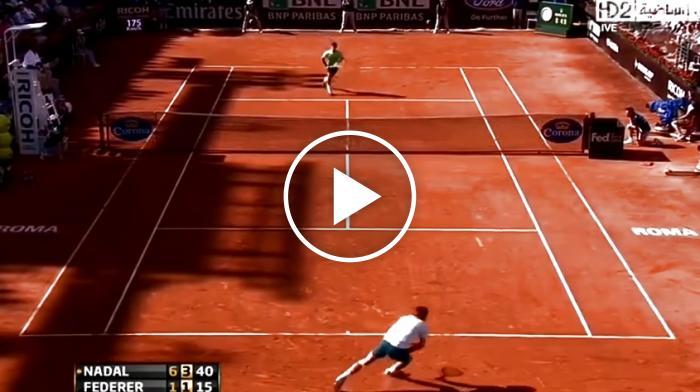 Roger Federer – Ultimate Fake Shot Compilation (HD)