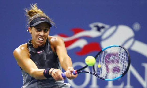 US Open: Keys facilite passé Vandeweghe pour son premier Grand Chelem final