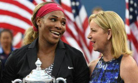 Chris Evert: «Les joueurs seront moins intimidés par Serena  Williams '