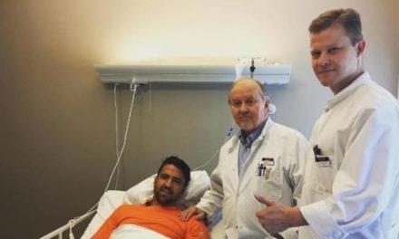 Janko Tipsarevic a subi une intervention chirurgicale sur les deux ischio-jambiers  tendons