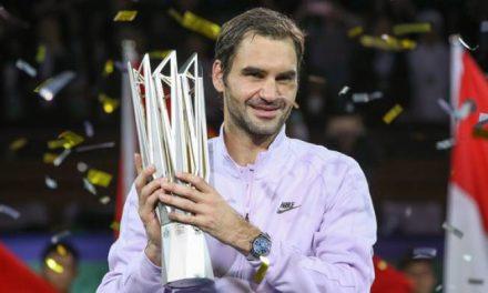 CLASSEMENTS ATP 16-10-2017: Roger Federer comble l'écart  Rafael Nadal