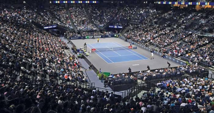 Les masters de paris augmentent leur prix et changent de for Prix terrain de tennis