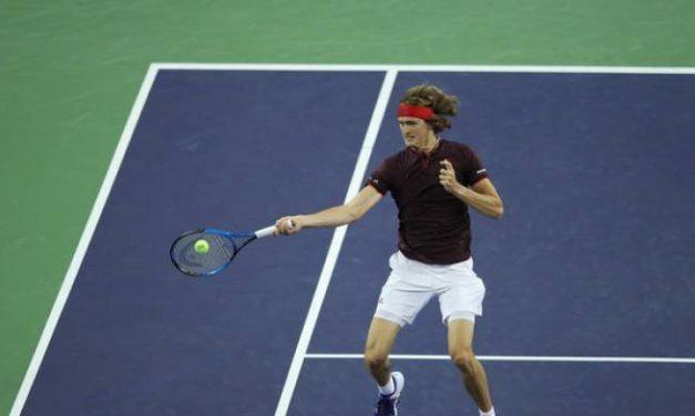 ATP Vienne: Zverev borde Simon.  Kohlschreiber et Tsonga  passer aussi bien