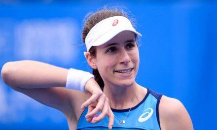 Konta: «Je suis triste, je ne pouvais pas me battre pour les finales WTA.  J'espère  être à Zhuhai '