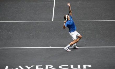 Paul Annacone: «Roger Federer est le meilleur coup de poing à deux  serveur'