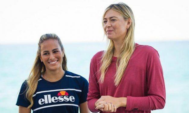 Maria Sharapova et Monica Puig visiteront Porto Rico la semaine prochaine  après l'ouragan