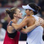 WTA Finals: Simona Halep commence fort, bat Caroline  Garcia 6-4, 6-2