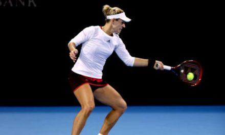 Angelique Kerber jouera le Luxembourg sous le nom de Madison Keys  se retire