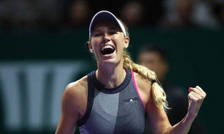 WTA Finals: Caroline Wozniacki pépère Venus Williams pour le  Titre