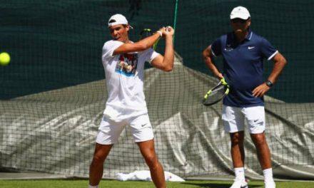 Toni Nadal: 'Roger Federer est le GOAT, mais si Rafa garde  Clams gagnants … '